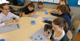 Chinese les in groep 7